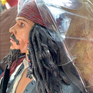 "Jack Sparrow Pirates 18"" Action Figure Replica"